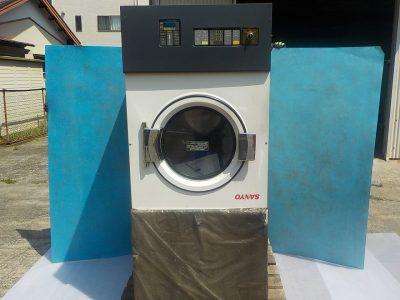【中古機情報】サンヨー 蒸気乾燥機 SCD-3160S